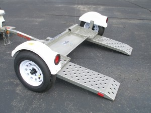dolly-towing-system